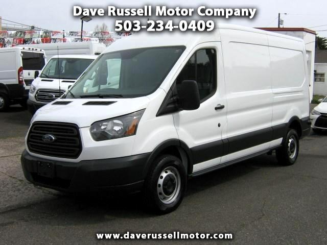 2015 Ford Transit T-250 Medium Roof Extended Cargo Van 148-in. WB