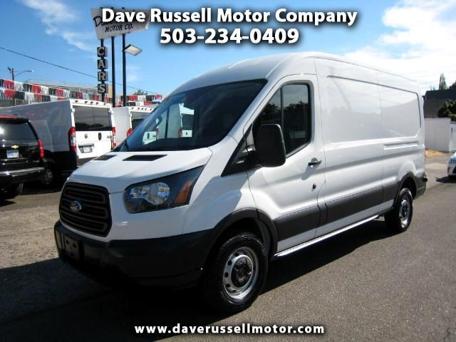 2016 Ford Transit T-250 Medium Roof Extended Cargo Van 148-in. WB