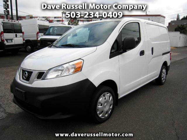 2014 Nissan NV200 S Cargo Van
