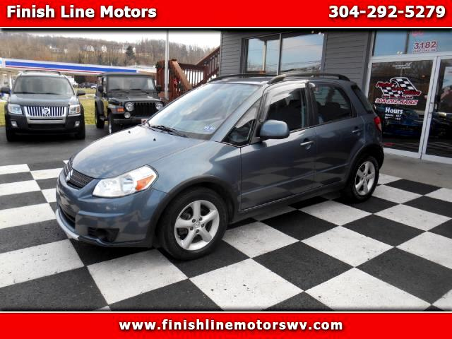 used 2008 suzuki sx4 crossover for sale in morgantown wv