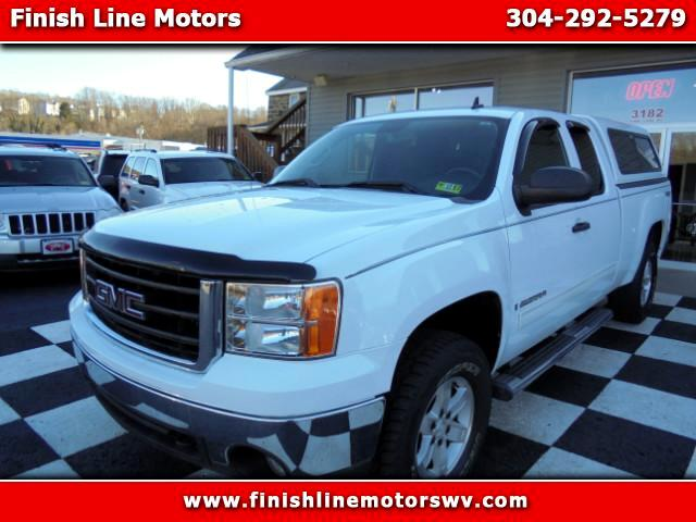 2008 GMC Sierra 1500 SLE1 Ext. Cab Short Bed 4WD