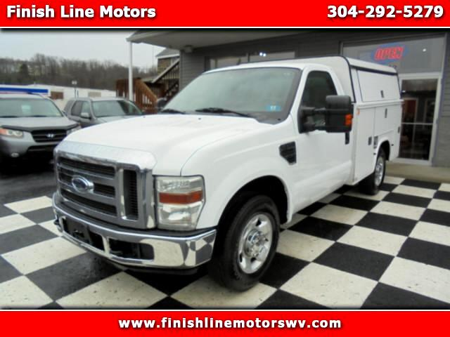 2010 Ford F-250 SD XLT 2WD