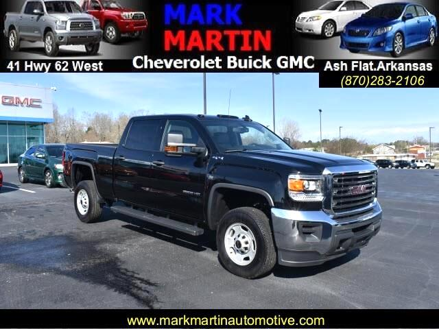 2017 GMC Sierra 2500HD Base Crew Cab 4WD