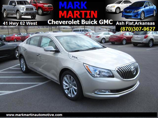 new 2014 buick lacrosse sold in ash flat ar 72513 mark martin chevrolet buick gmc. Black Bedroom Furniture Sets. Home Design Ideas