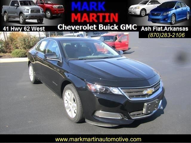 2015 Chevrolet Impala LS CNG