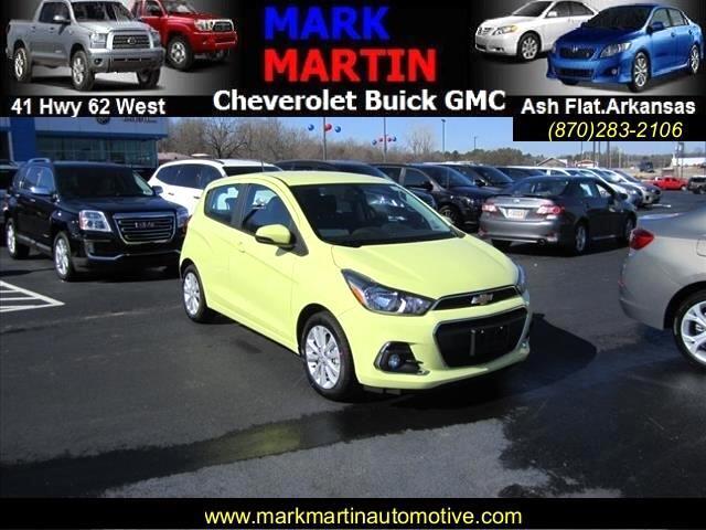 2017 Chevrolet Spark 1LT Manual