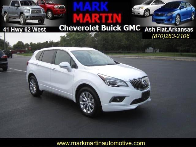 2017 Buick Envision Essense