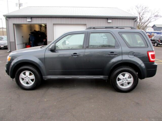 2009 Ford Escape XLS 2WD Manual