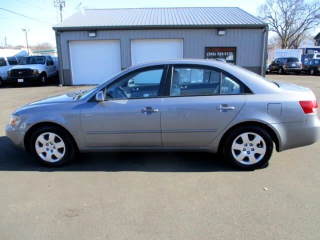 2008 Hyundai Sonata GLS