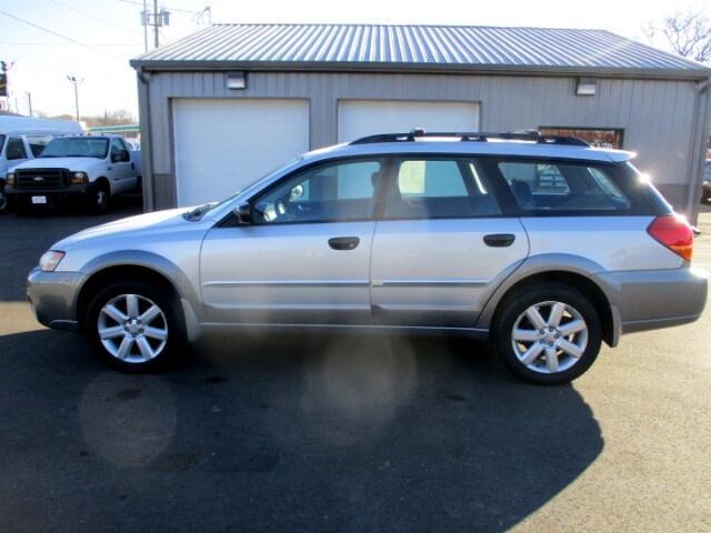 2006 Subaru Outback 2.5i Wagon