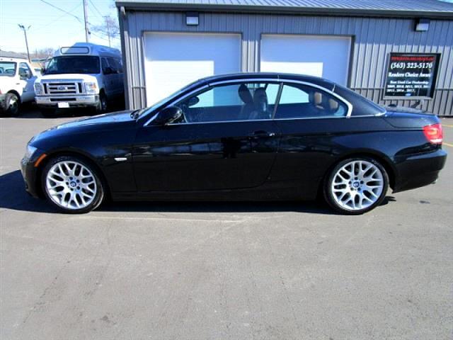 2008 BMW 3-Series 328i Convertible