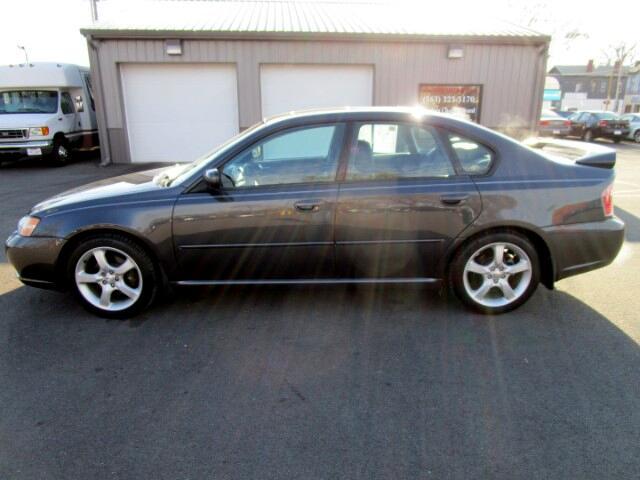 2007 Subaru Legacy 2.5 i Limited
