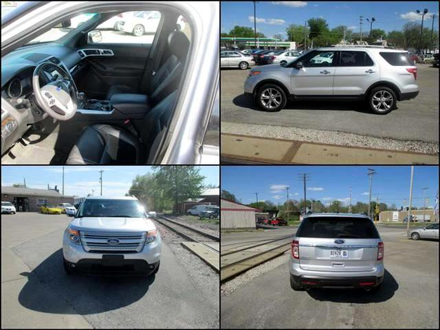 2011 Ford Explorer 4d Wagon Limited