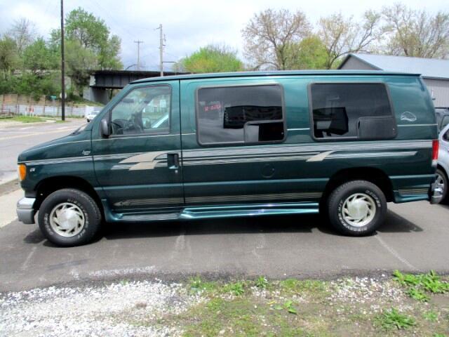 2001 Ford Econoline E150