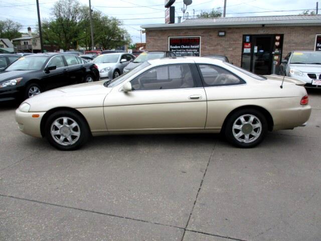 1996 Lexus SC 300/400 SC 400