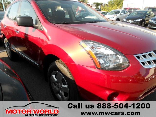 2015 Nissan Rogue Select S AWD