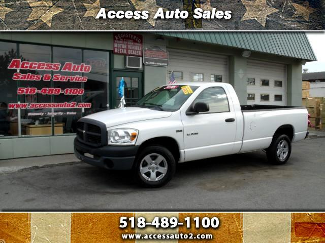 2008 Dodge Ram 1500 SXT Long Bed 2WD