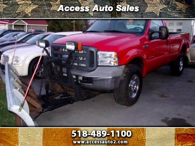 2005 Ford F-350 SD XLT 4WD