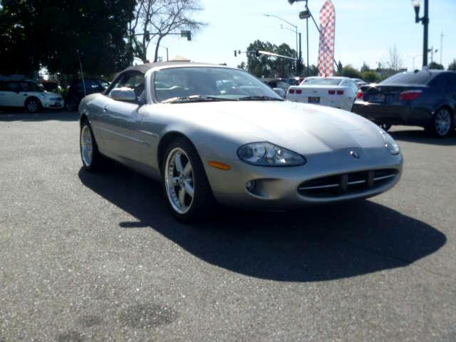 1998 Jaguar XK8 Extended service Plan And Finance Available Please bring this ad with you to get th