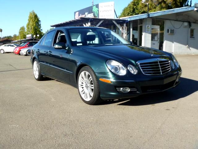 2008 Mercedes E-Class Extended service Plan And Finance Available Please bring this ad with you to