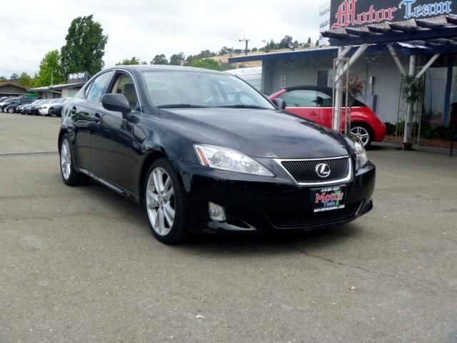 2007 Lexus IS Note-Extended service Plan And Finance Available Please bring this ad with you to get