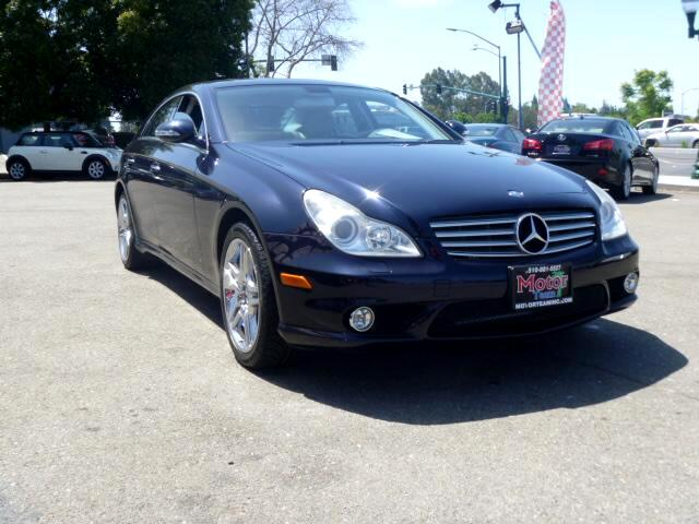 2006 Mercedes CLS-Class Note-Extended service Plan And Finance Available Please bring this ad with