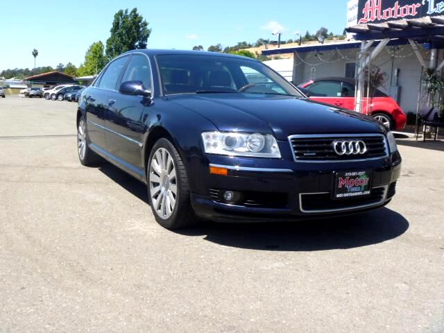 2005 Audi A8 This add expires 2 days from posting date Visit Motor Team Inc online at wwwmotorteam