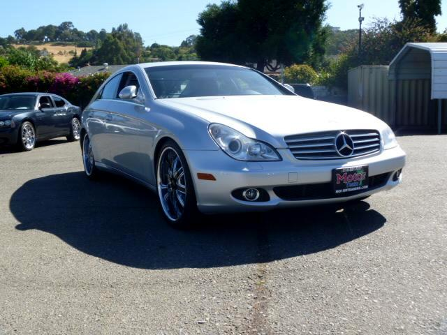 2007 Mercedes CLS-Class This add expires 2 days from posting date Visit Motor Team Inc online at ww