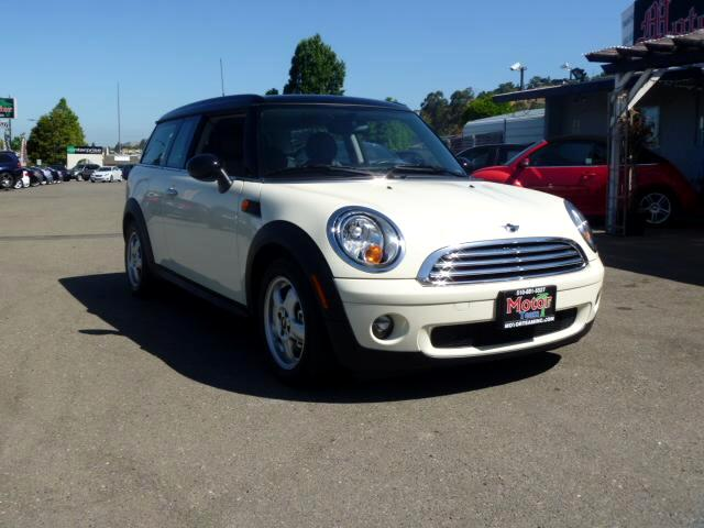2010 MINI Clubman Note-Extended service Plan And Finance Available Please bring this ad with you to