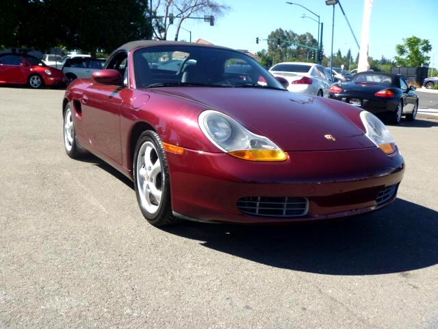 1999 Porsche Boxster Note- Note-Extended service Plan And Finance Available Please bring this ad wi