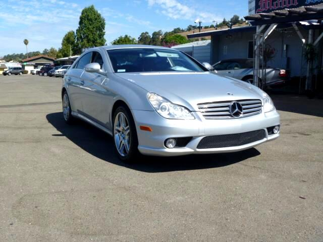 2006 Mercedes CLS-Class NOTE-Note-Extended service Plan And Finance Available Please bring this ad