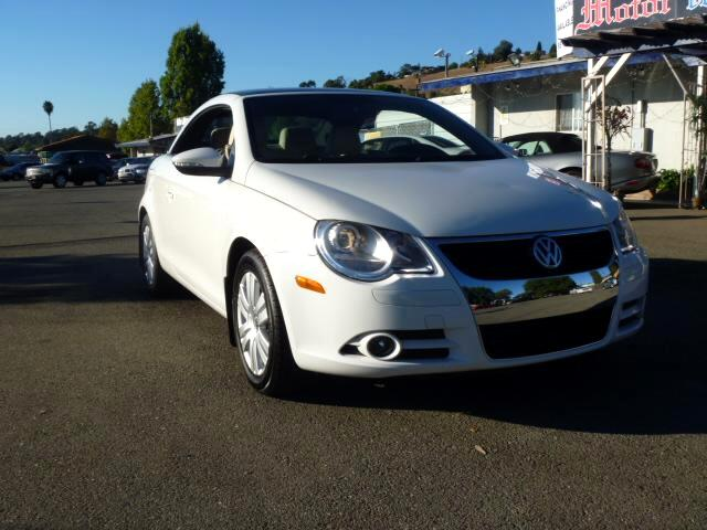 2009 Volkswagen Eos Note-Extended service Plan And Finance Available Please bring this ad with you