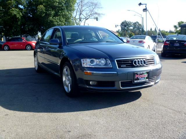 2004 Audi A8 Note-Extended service Plan And Finance Available Please bring this ad with you to get