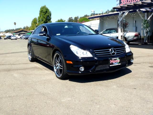 2008 Mercedes CLS-Class Note-Extended service Plan And Finance Available Please bring this ad with