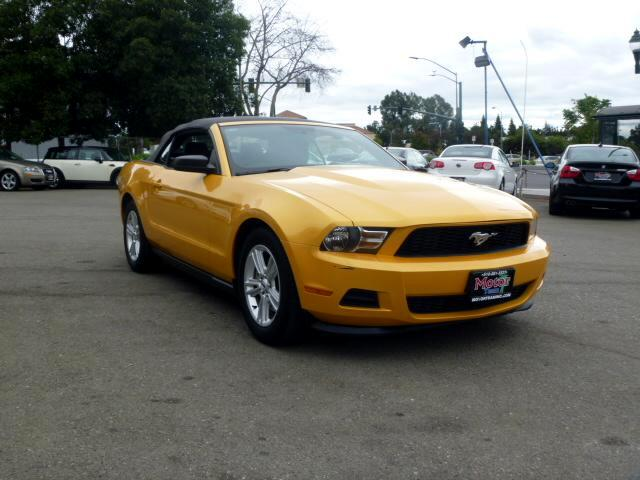 2012 Ford Mustang Note-Extended service Plan And Finance Available Please bring this ad with you to