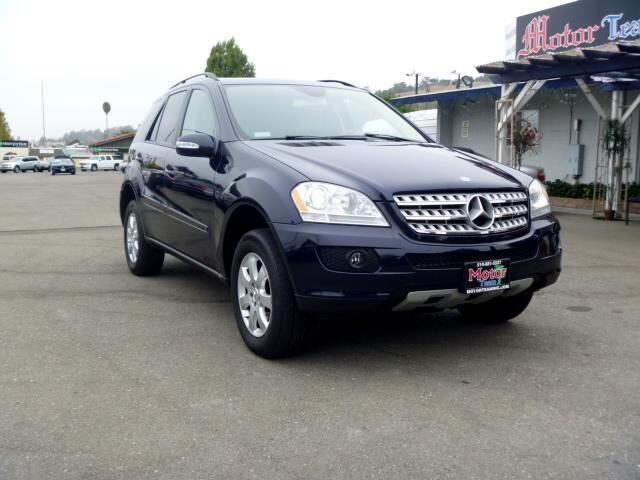 2006 Mercedes M-Class Note-Extended service Plan And Finance Available Please bring this ad with yo