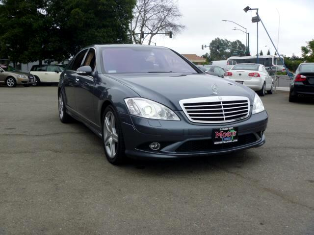 2007 Mercedes S-Class Note-Extended service Plan And Finance Available Please bring this ad with yo