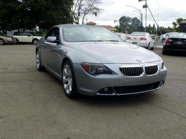 2005 BMW 6-Series Note-Extended service Plan And Finance Available Please bring this ad with you to