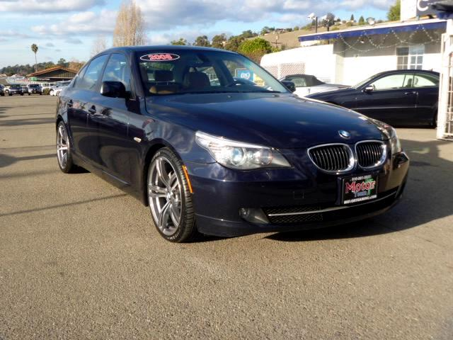 2008 BMW 5-Series Note-Extended service Plan And Finance Available Please bring this ad with you to