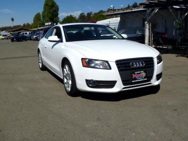 2012 Audi A5 Note-Extended service Plan And Finance Available Please bring this ad with you to get