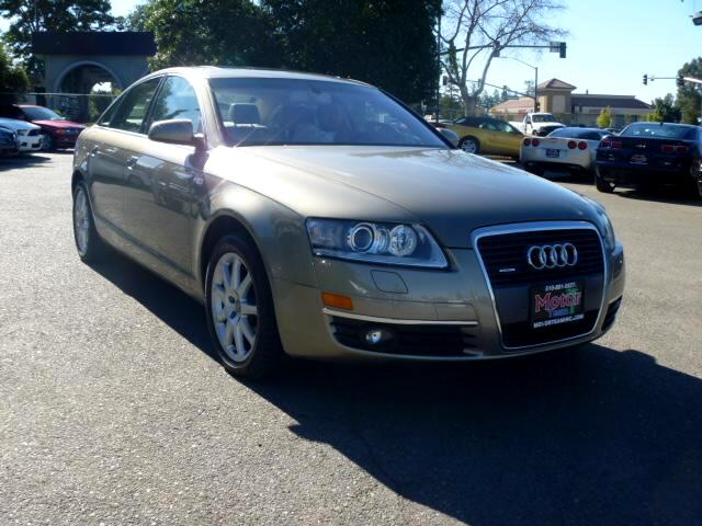 2005 Audi A6 Note-Extended service Plan And Finance Available Please bring this ad with you to get