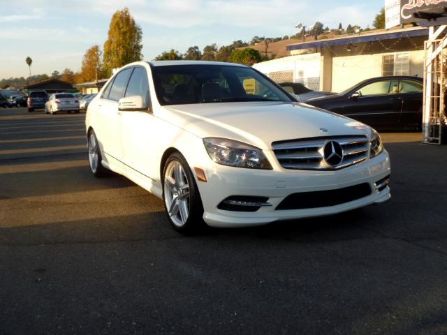 2011 Mercedes C-Class Note-Extended service Plan And Finance Available Please bring this ad with yo