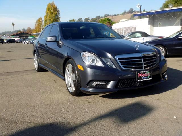 2011 Mercedes E-Class Note-Extended service Plan And Finance Available Please bring this ad with yo