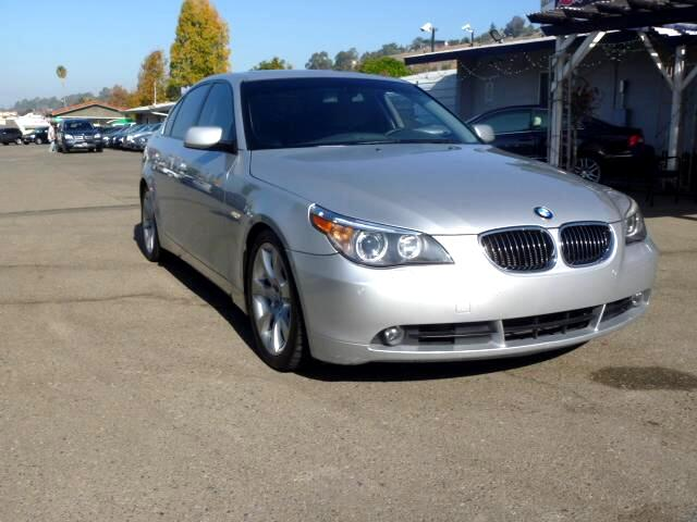 2004 BMW 5-Series Extended service Plan And Finance Available Please bring this ad with you to get