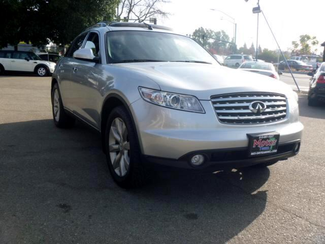 2003 Infiniti FX Note- Extended service Plan And Finance Available Please bring this ad with you to
