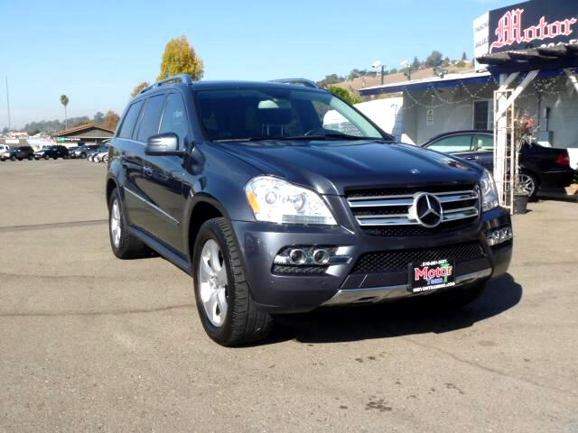 2011 Mercedes GL-Class Note-Extended service Plan And Finance Available Please bring this ad with y