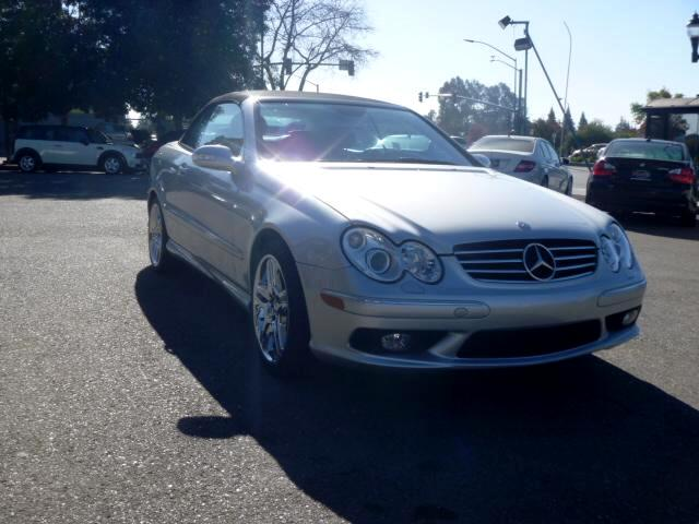 2005 Mercedes CLK-Class Note-Extended service Plan And Finance Available Please bring this ad with