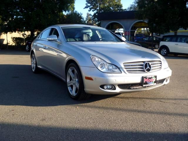 2007 Mercedes CLS-Class Extended service Plan And Finance Available Please bring this ad with you t