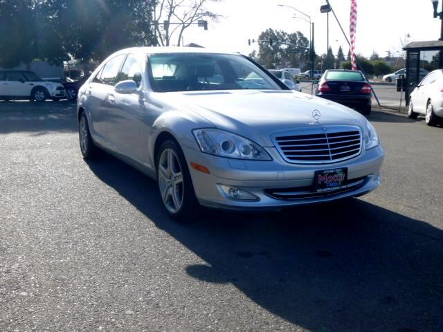2007 Mercedes S-Class Extended service Plan And Finance Available Please bring this ad with you to