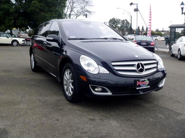 2007 Mercedes R-Class Extended service Plan And Finance Available Please bring this ad with you to